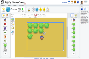 Popfly Game Creator